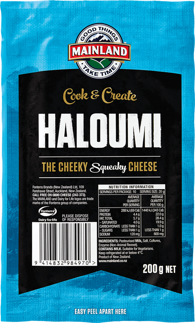 Mainland Haloumi Cheese