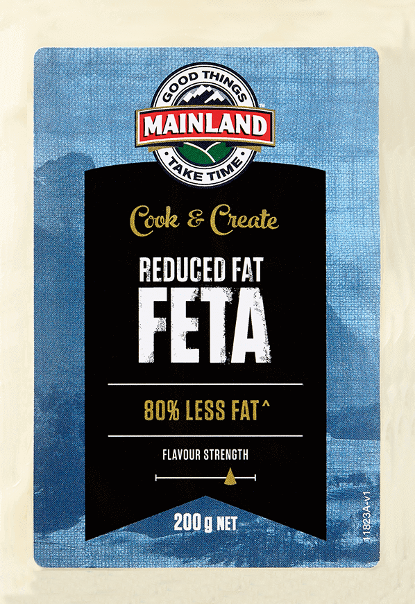 Mainland Reduced Fat Feta Cheese
