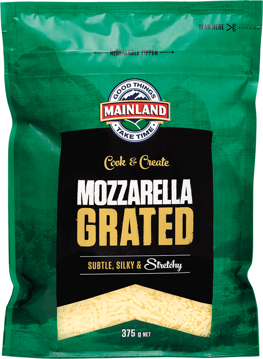 Mainland Mozzarella Grated Cheese